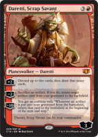 Daretti-Scrap-Savant-Commander-2014-Spoiler