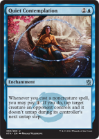 Quiet-Contemplation-Khans-of-Tarkir-Spoiler