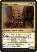 Armament-Corps-Khans-of-Tarkir-Spoiler