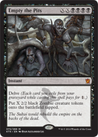 Empty-the-Pits-Khans-of-Tarkir-Spoiler