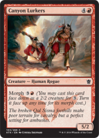 Canyon-Lurkers-Khans-of-Tarkir-Spoiler