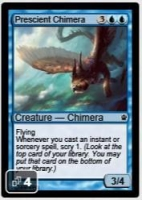 prescient-chimera-theros-visual-spoiler