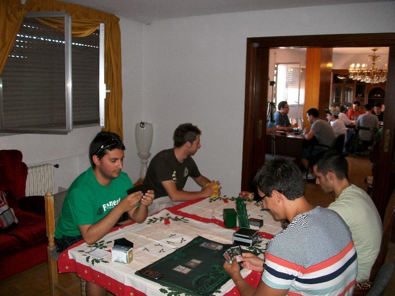 Torneo Legacy Granada La Biblioteca Zurana