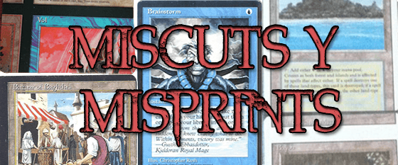Misscut-missprint-magic